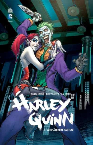 Harley Quinn Wiki Personnage My Geek Actu Comics 3
