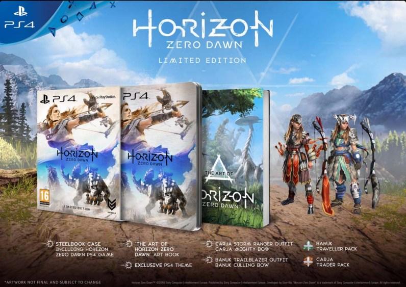 Horizon Zero Dawn News My Geek Actu