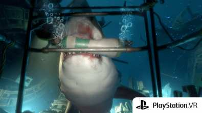 Into The Deep PS VR Test My Geek Actu