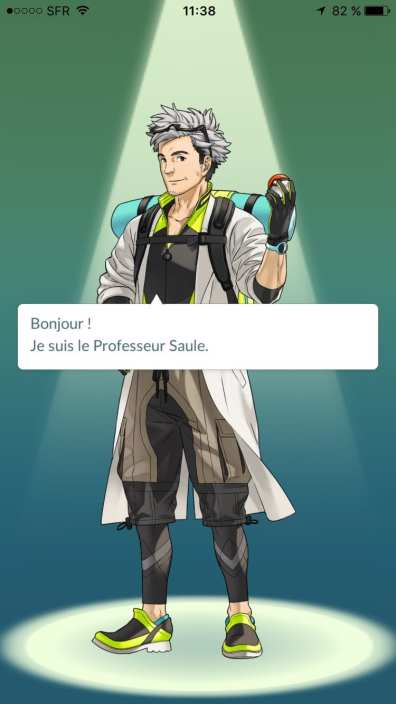 Pokemon GO Test My Geek Actu Infographie Professeur
