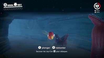 Super Mario Odyssey Test Nintendo Switch My Geek Actu Poisson