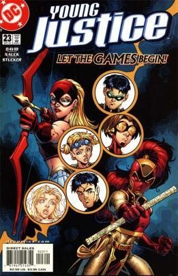 Young Justice Review My Geek Actu Comics 2