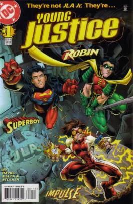 Young Justice Review My Geek Actu Comics 3