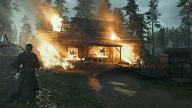 Hey, il y a le feu là !