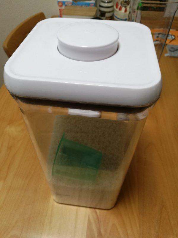 OXOの保存容器の写真3