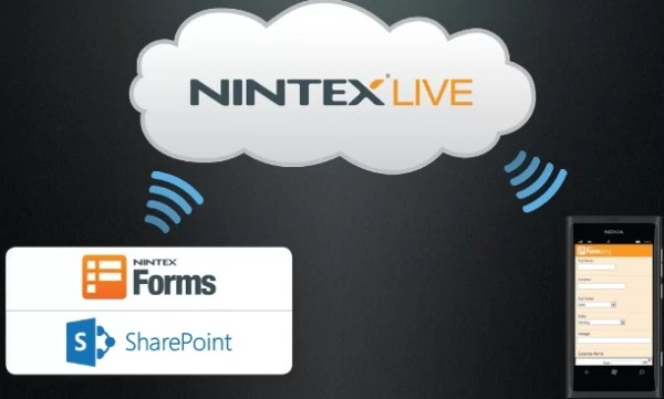 Nintex Forms and Nintex Live Mobile Form Designer