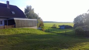 Ausblick von Seehausen landeinwärts