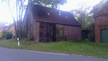 Sehr altes Bauernhaus