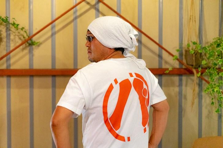 バ紋Tシャツ