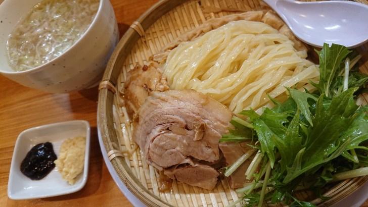 豚こく塩つけ麺 ¥800-