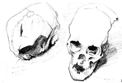 My sketch, 2004