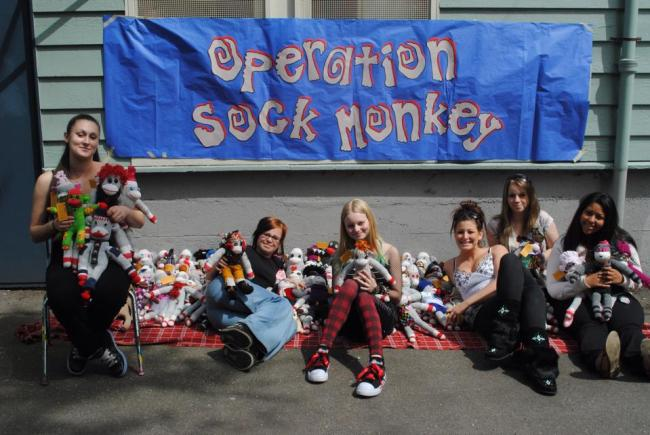 Operation Sock Monkey, Keith Lynn Alternative Secondary School 2010