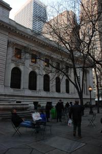 La Public Library.