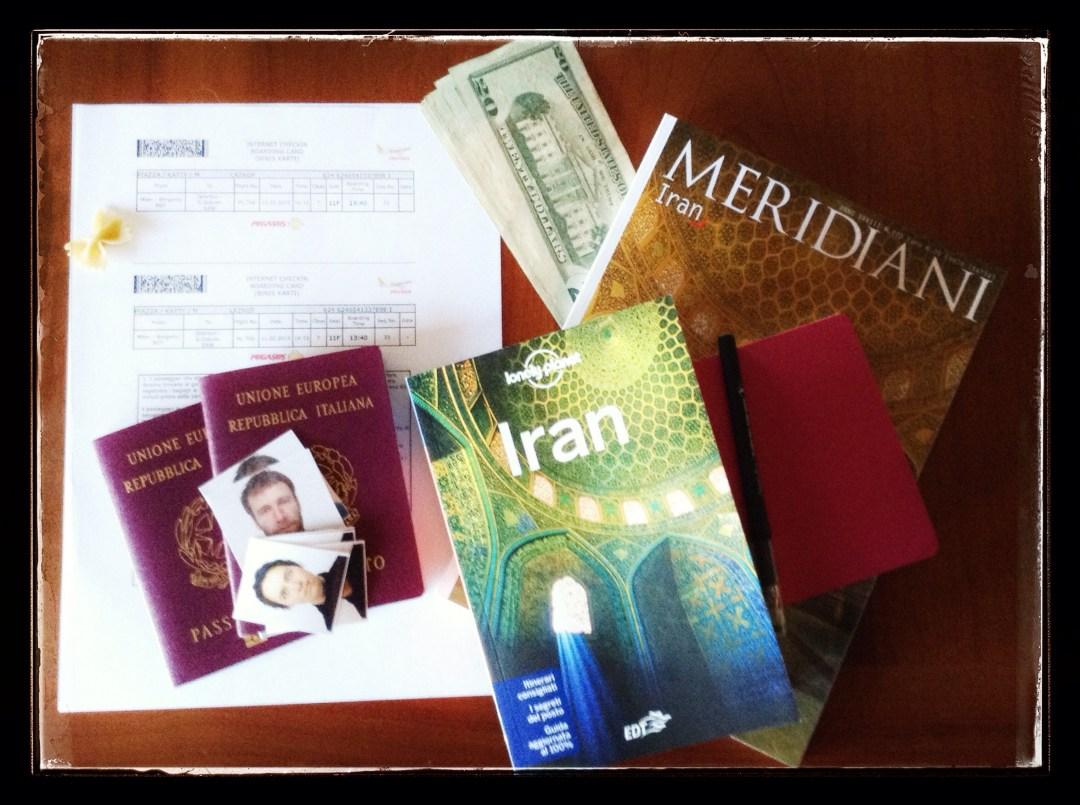 blog about iran