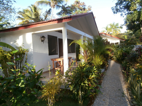 Il nostro bungalow a Las Galeras