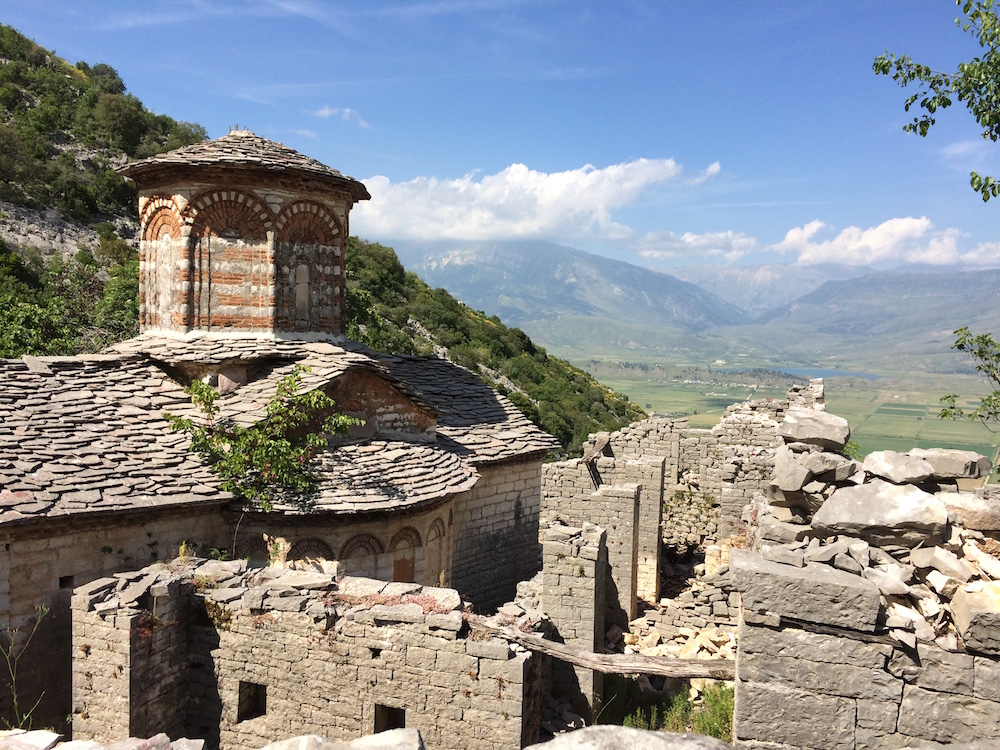 Gjirokaster Balkans