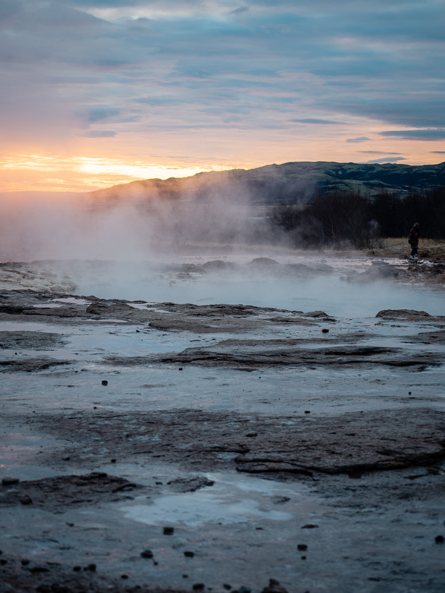 geyser islanda
