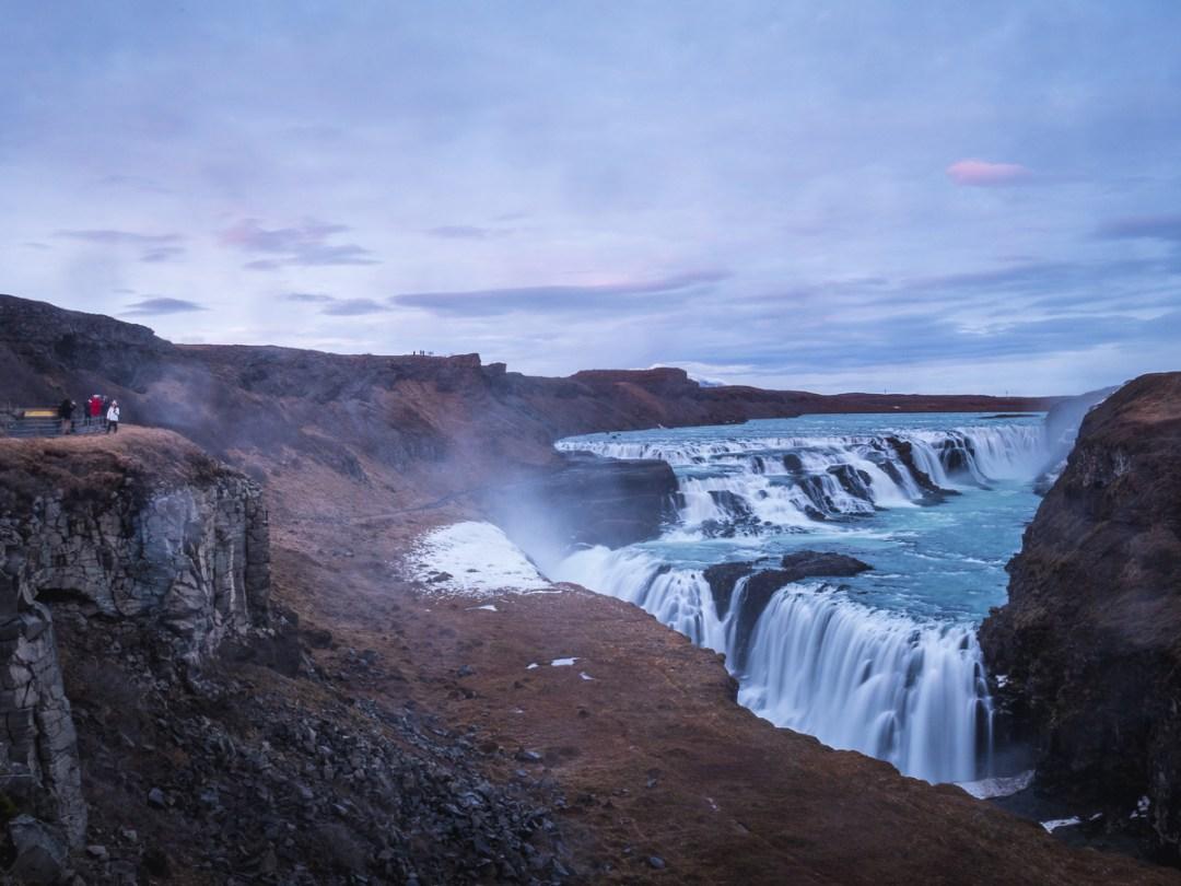 gullfoss islanda
