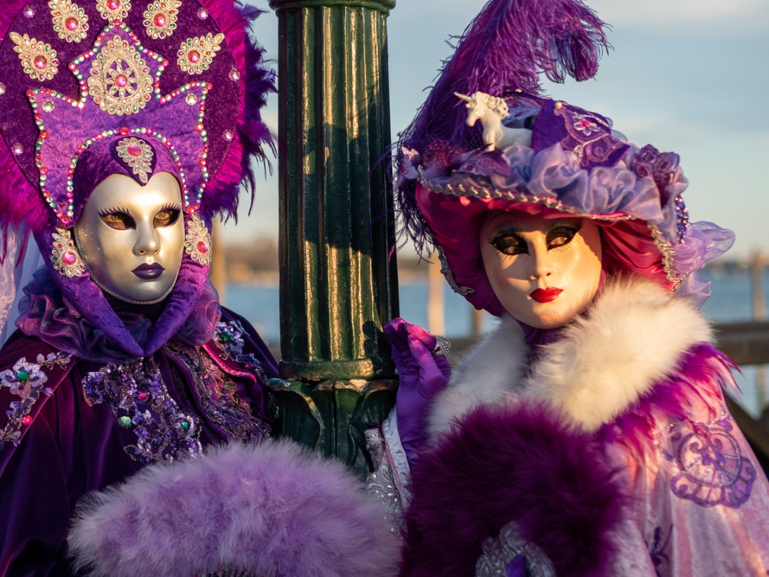 history of venetian carnival