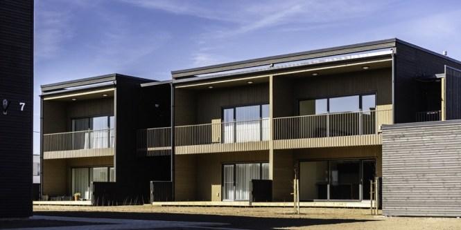 A Modular Apartment Building