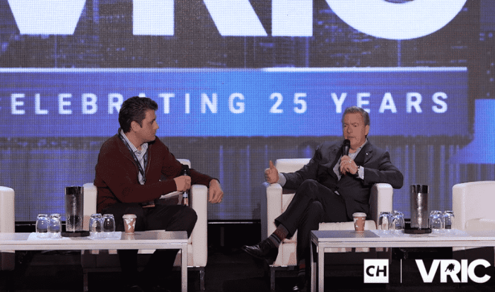 Ross Beaty Interview Marin Katusa at VRIC 2020