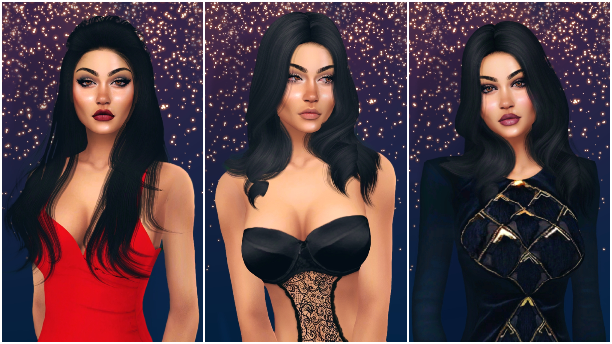 The Sims 4 I Townie Makeover – BELLA GOTH 💋