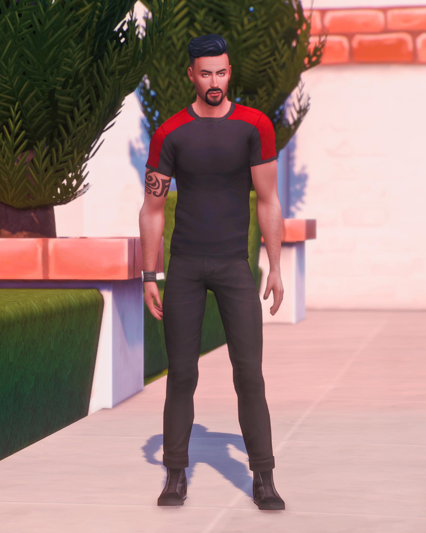 Sims 4 lothario