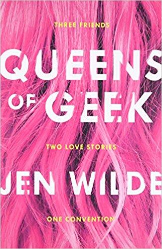 Queens of Geek book cover
