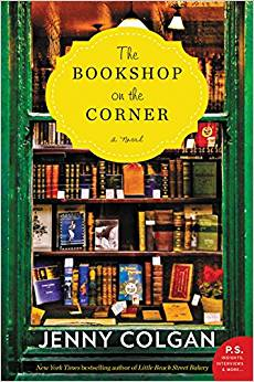 The Bookshop on the Corner book cover