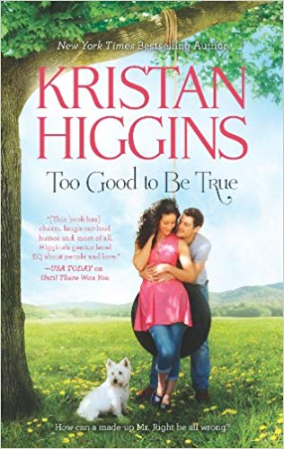 Too Good to Be True book cover