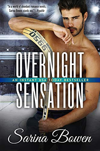 Overnight Sensation book cover