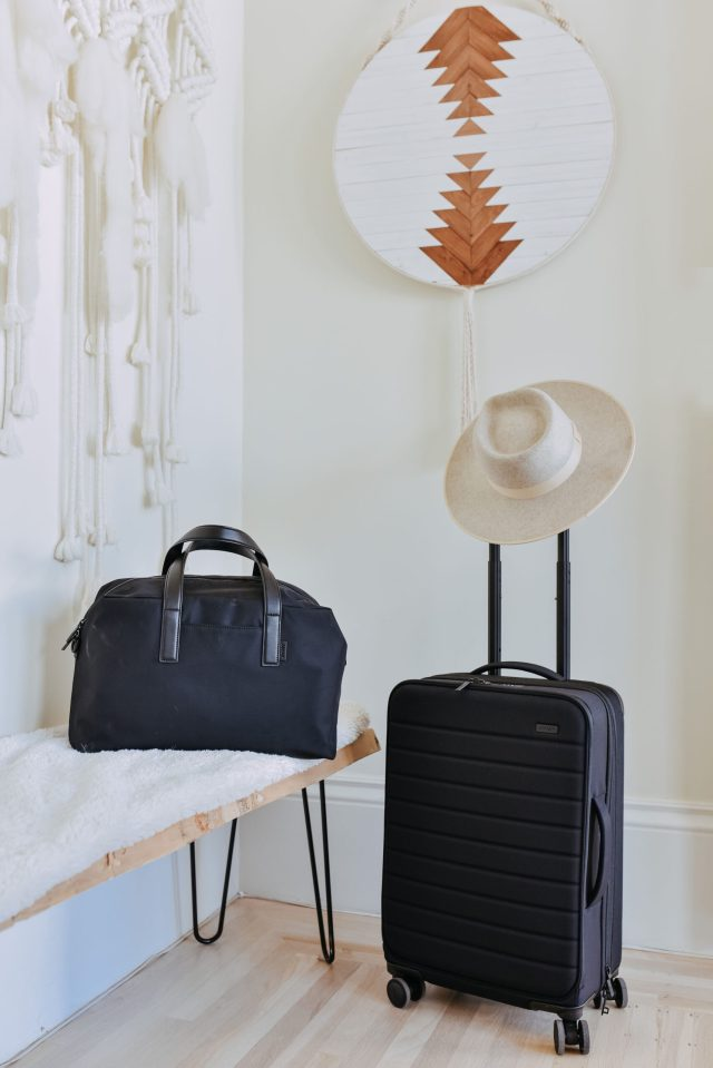 AWAY Luggage Review, The Expandable Carry-On, The Everywhere Bag