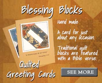 Blessing Blocks