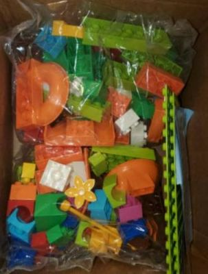 Crazy Marble Run Track Building Blocks photo review