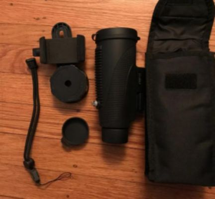 Starscope Monocular Telescope photo review