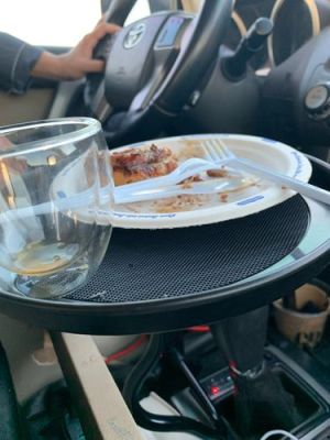 Adjustable Car Tray photo review