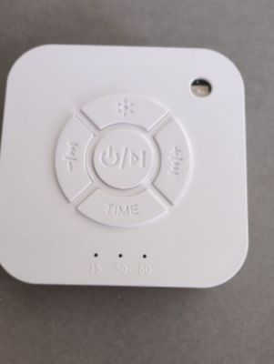 White Noise Sound Machine Maker For Sleep photo review