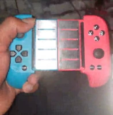 Bluetooth Mobile Game Controller photo review