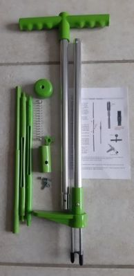 Standing Weed Puller Root Removal Tool photo review