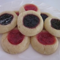 Jam Thumbprints Cookies Recipe