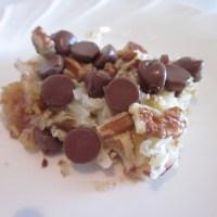 Hello Dollies (Magic Cookie Bars) Recipe