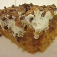 Pum Pum Cake (Pumpkin Yum Yum Cake) Recipe