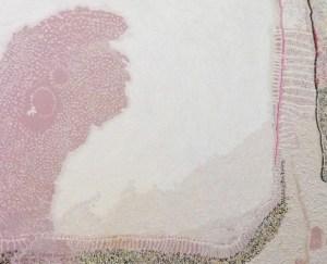Aboriginal Painting close-up