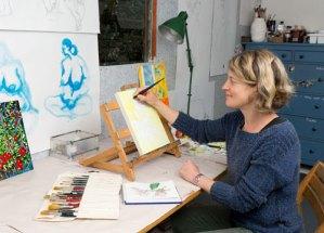 Katy Hood Profile Picture in Studio