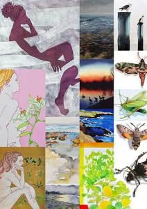 Katy Hood Watercolour Paintings Portfolio