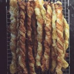Cheese straws by Katykicker