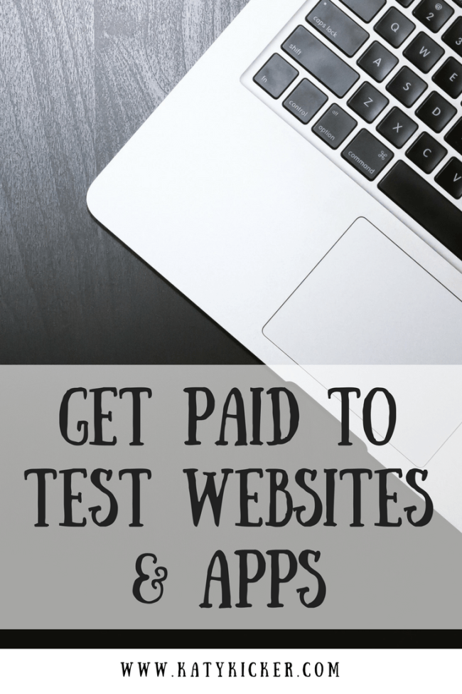 Make money when you get paid to test websites and mobile apps. What Users Do offer you the chance to make £5 per test