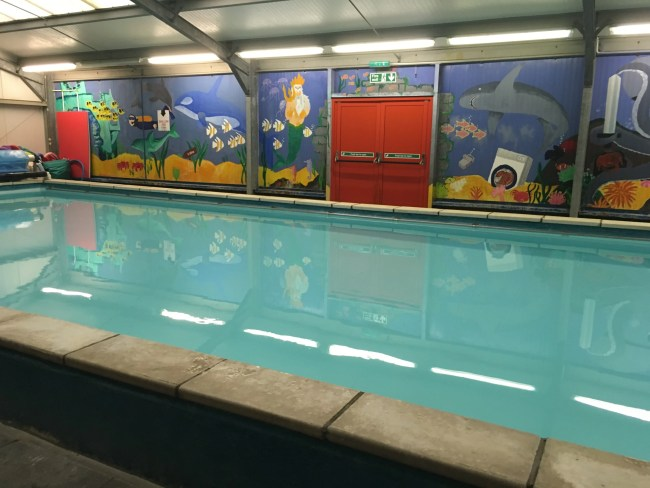 Swimming lessons in Harlow - Water Babies