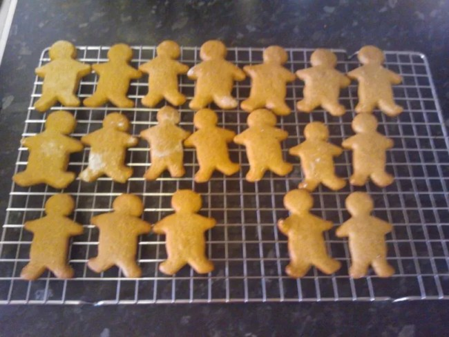 Gingerbread recipe - Katykicker.com