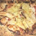 Pizza dough in the breadmaker